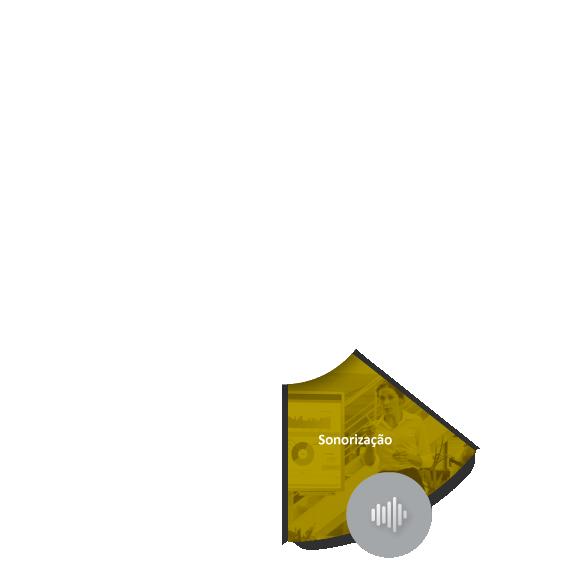 Processo em formato circular: seção 1