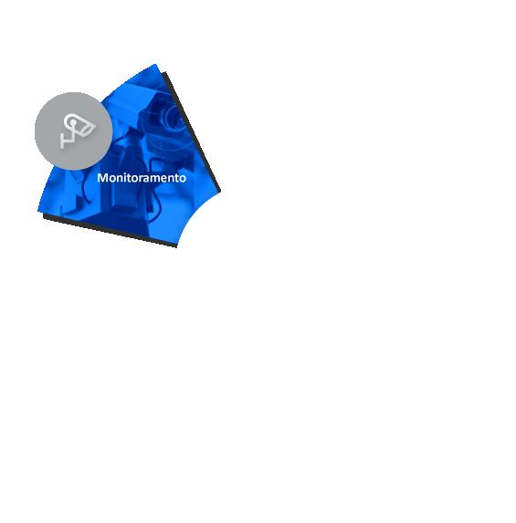 Processo em formato circular: seção 5